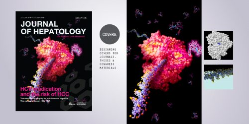 Cover design, Medical art, biomedical communication