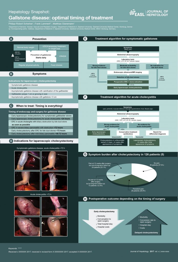 posters, poster design, editorial art, snapshot, gallstone disease